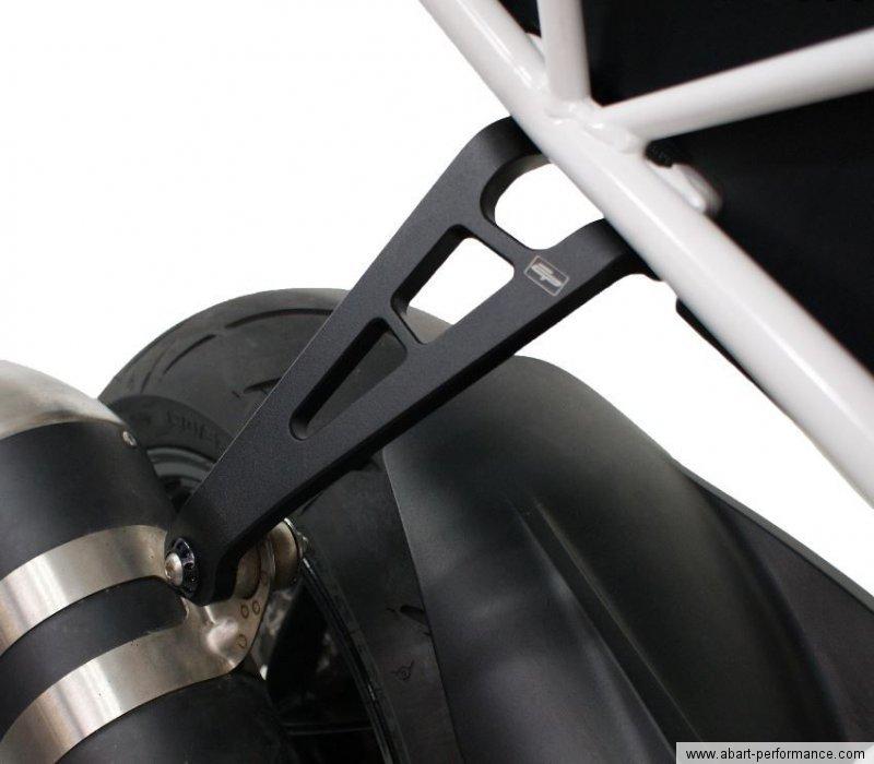 KTM 1290 Superduke Gleichrichter Gitter Regler Abdeckung Auspuffhalter Halter