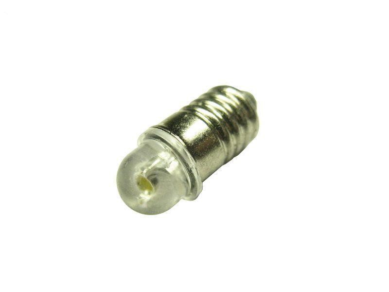 LED Leuchtmittel 600100 E5.5 Fassung kaltweiß 12V bis 22V
