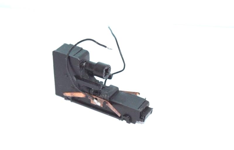 Ersatzteil Roco H0 215 / 218 Getriebe mittige Zahnräder geradeverz. rot/gelb - 1