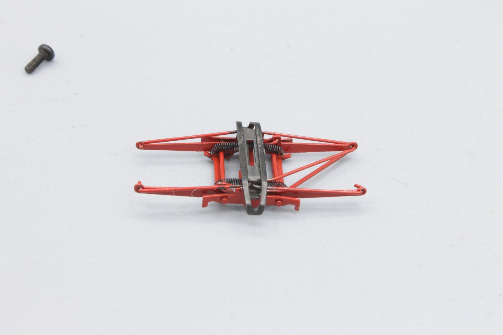 Ersatzteil Roco Stromabnehmer DBS 54 rot für BR 110, 111, 140, 141, 150,151 (2)