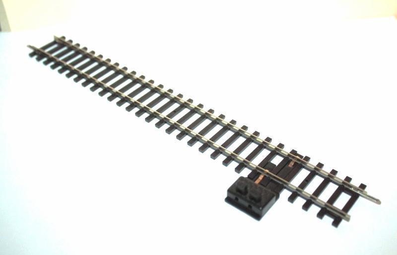 Piko 55270  A-Gleis Anschlussclip mit Gerade G231 - neu - 231mm - aus Startset
