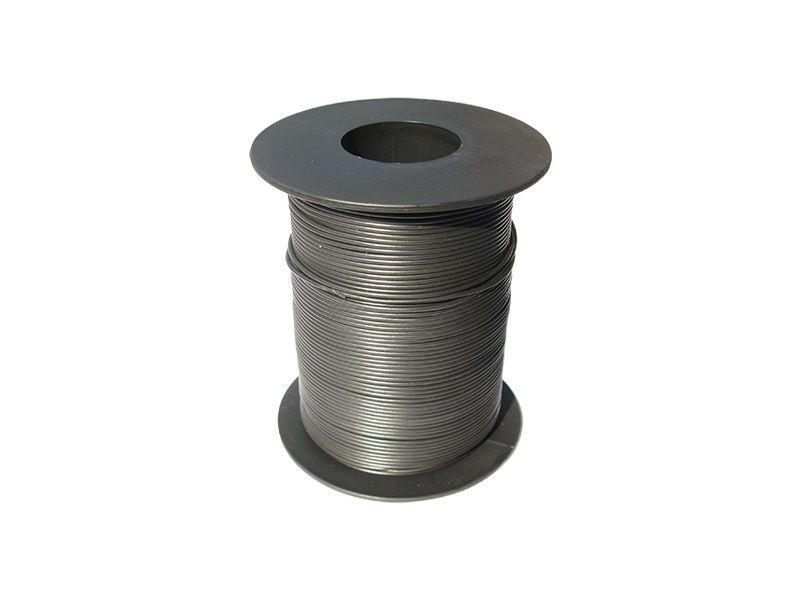 100 m LIY Kabel Litze schwarz 0,14 mm² flexibel Kupferlitze Schaltlitze