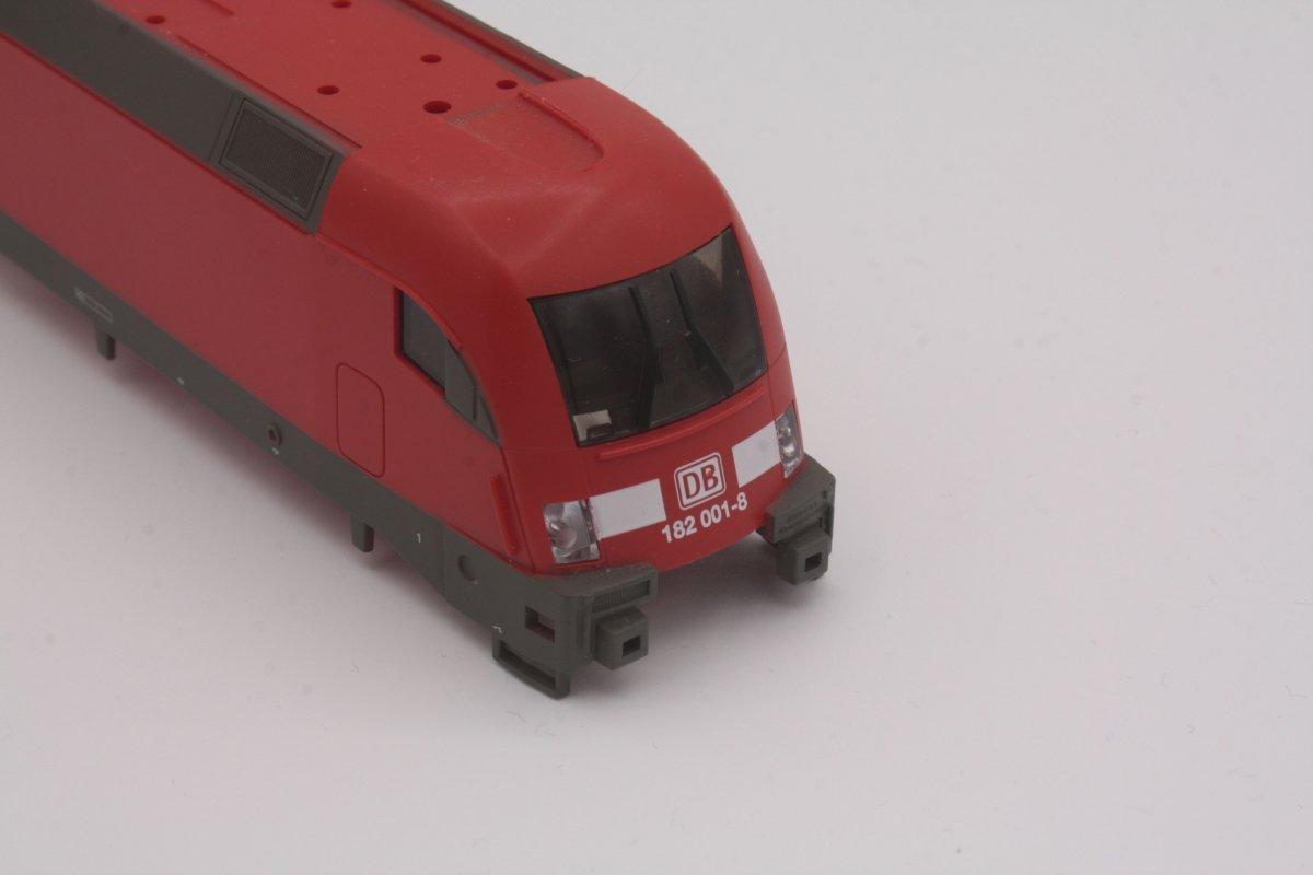 Ersatzteil Piko 182 001 Taurus Gehäuse DB AG verkehrsrot