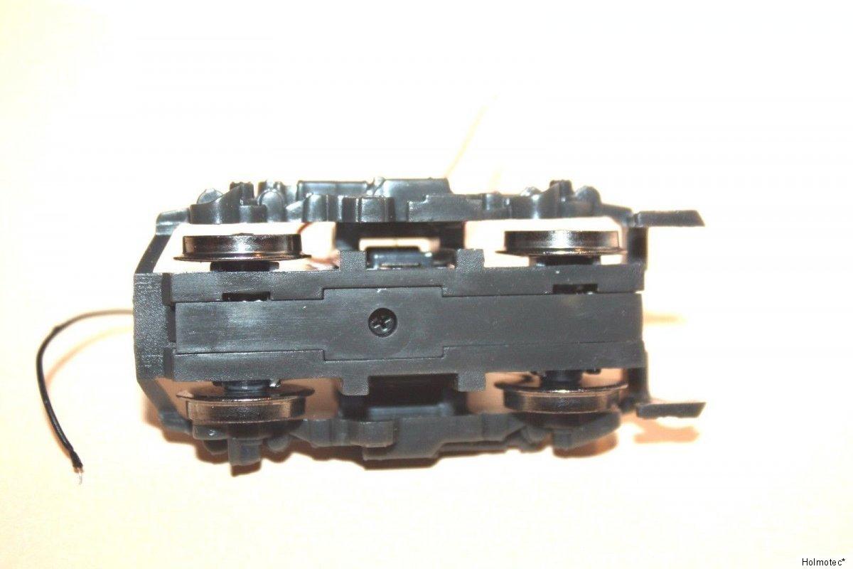 Ersatzteil Piko 182 Taurus Drehgestell DB grau Radsätze bedruckt DC //AC