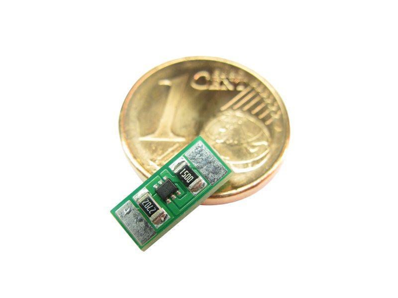 Miniatur Konstantstromquelle 2mA für LEDs 4-24V KSQ1