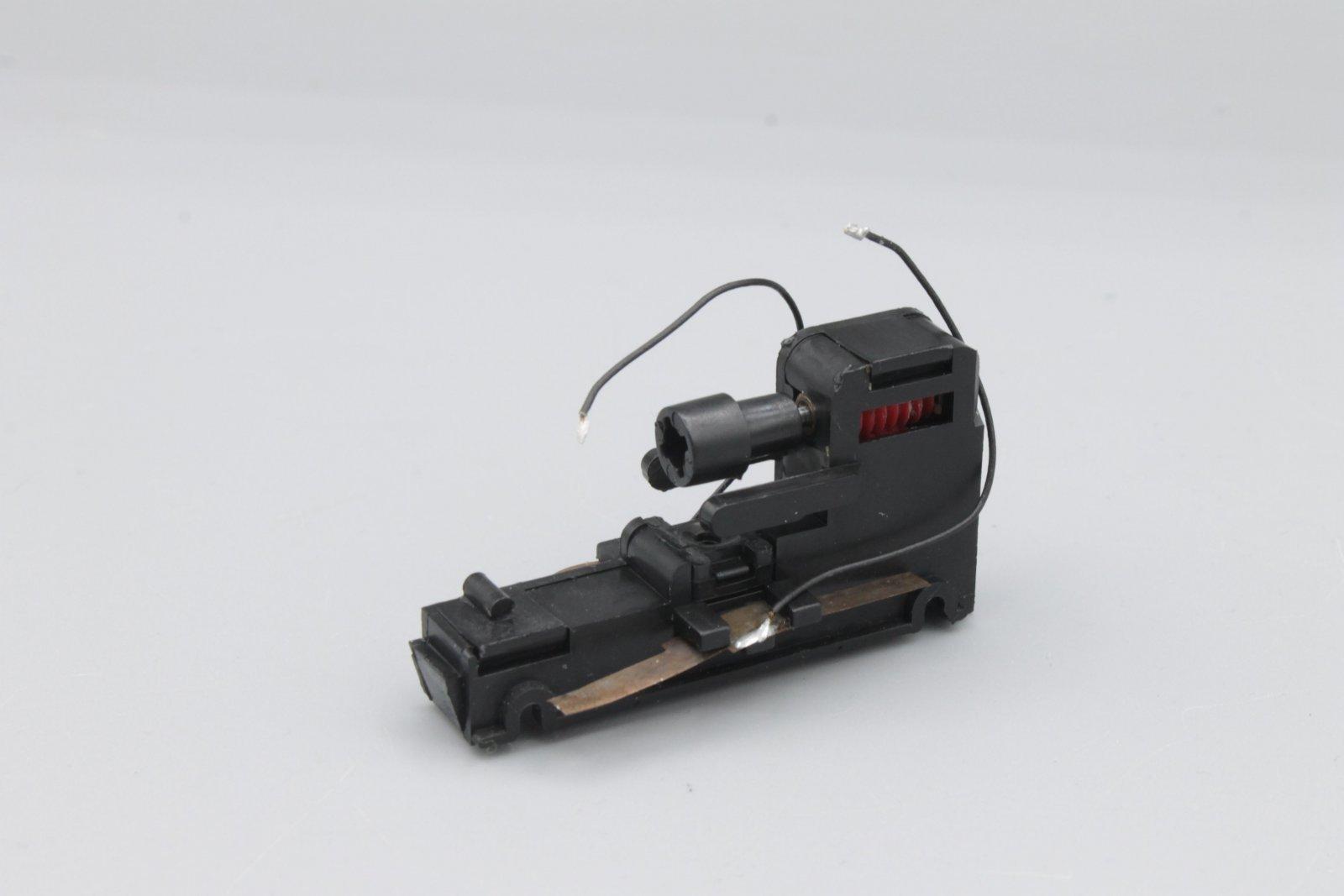 Ersatzteil Roco110 / 140 Getriebe rot/weiße Zahnräder schrägverz. -schwarz-Var.2
