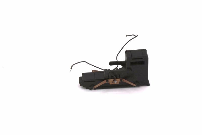 Ersatzteil Roco 215 / 218 Getriebe für seitliche Zahnräder ohne Antriebsteile
