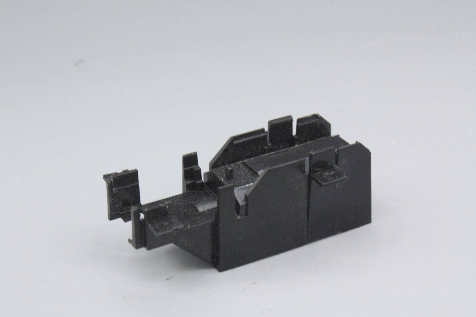 Ersatzteil Piko BR 101 Motorhalter schwarz  mit 4 Schrauben
