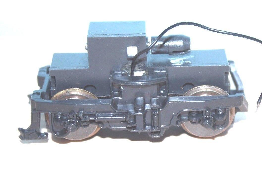 Ersatzteil Piko 182 Taurus Drehgestell dunkelgrau Radsätze unbedruckt