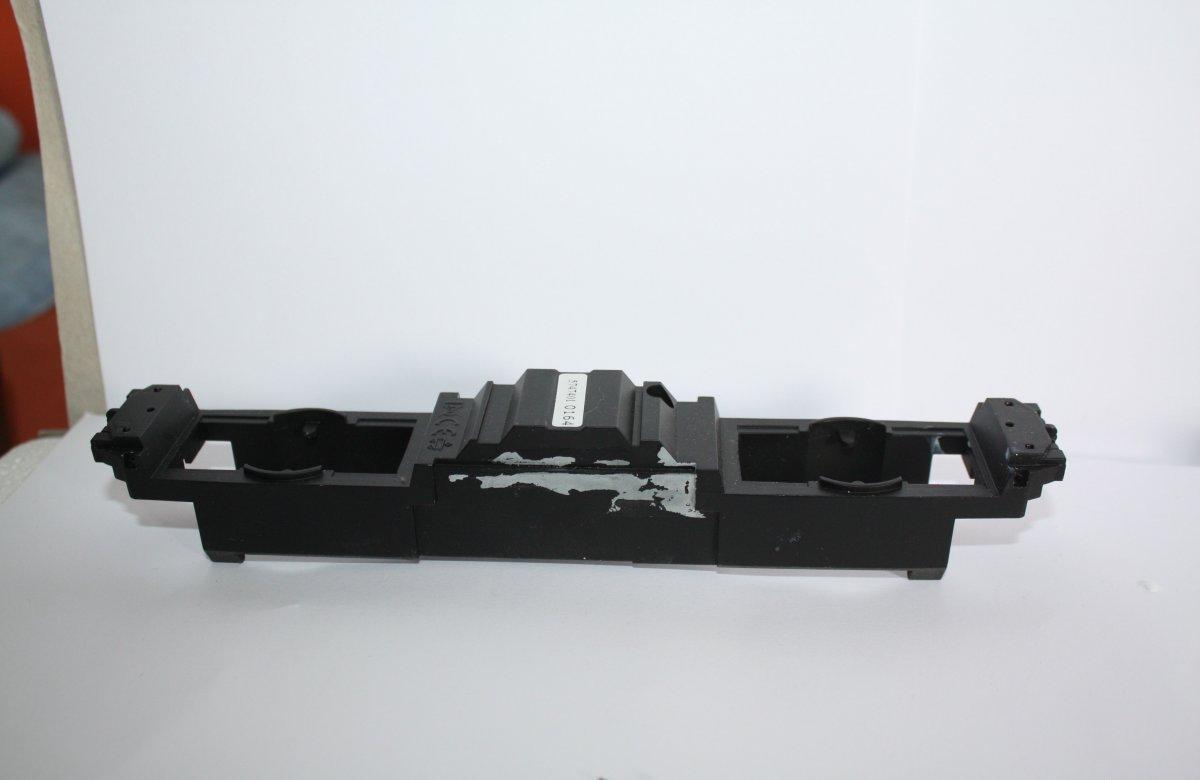 Ersatzteil Piko 185 / 146 Rahmen - ohne Anbauteile f. steckbare Schienenräumer