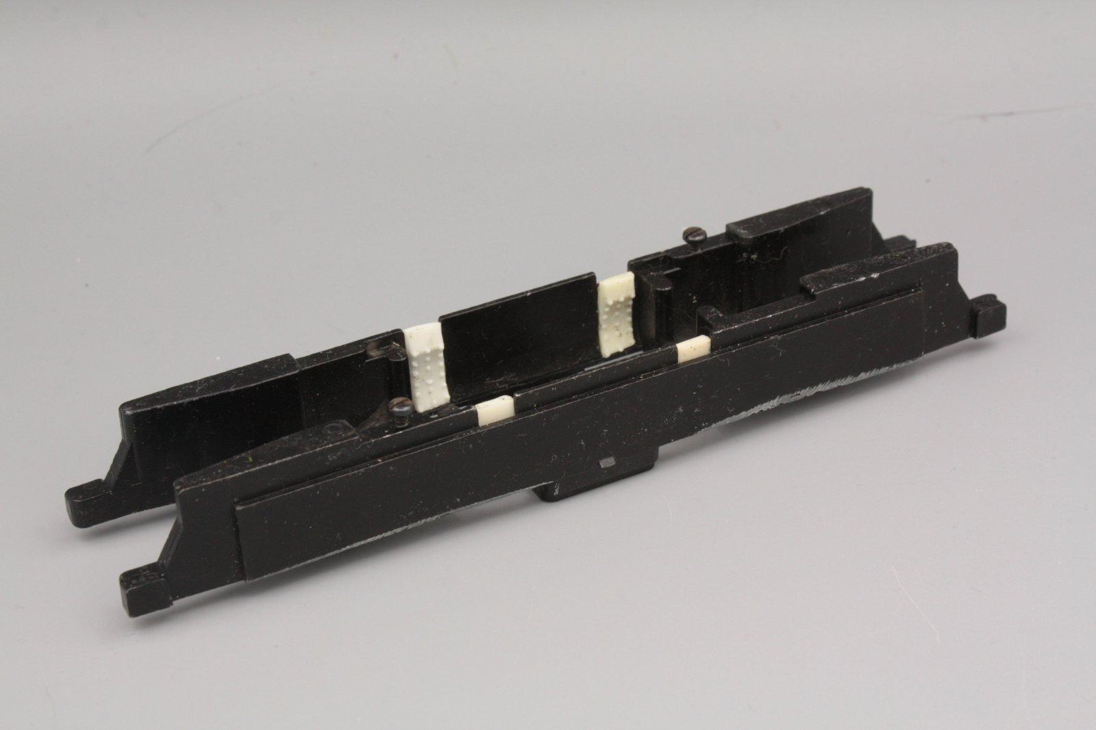 Ersatzteil Roco 110 / 140 Lokrahmen - schwarz - hoher Rahmen