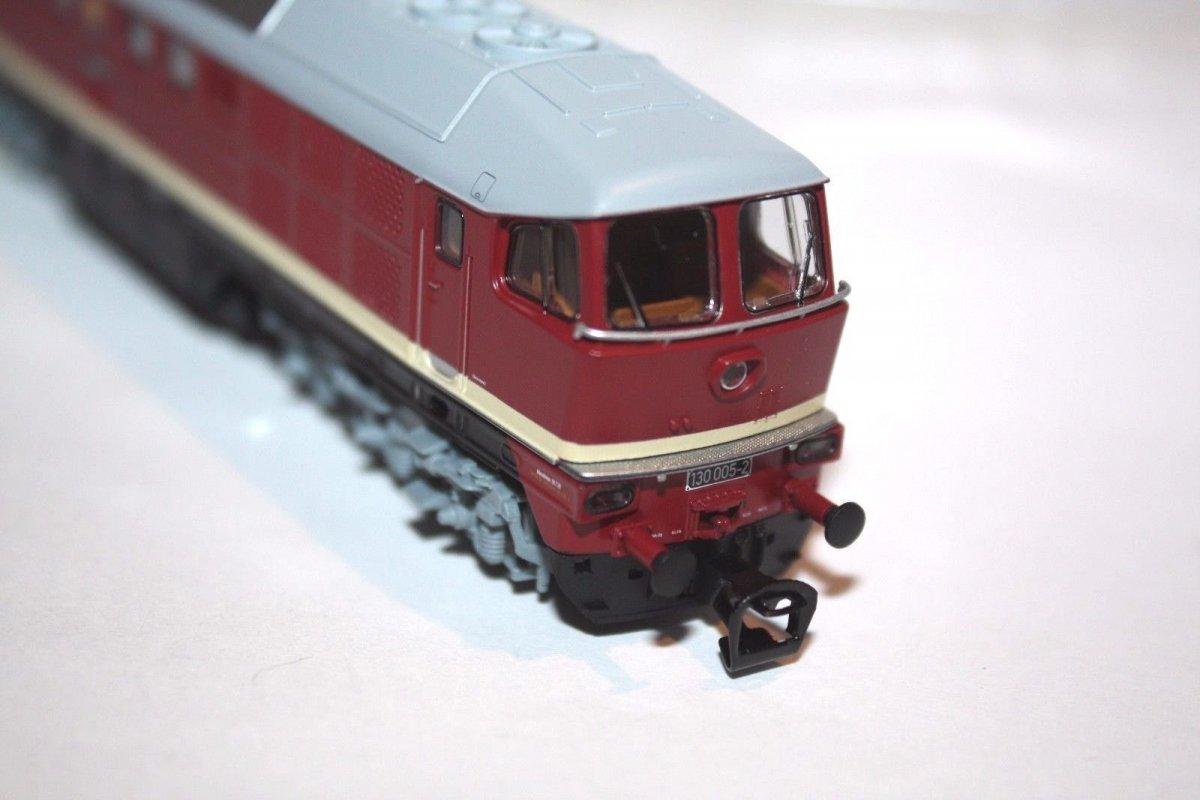 Piko 47320 Diesellok 130 005-2 Spur TT - digital (D&H) mit Sound (Henning-Sound)