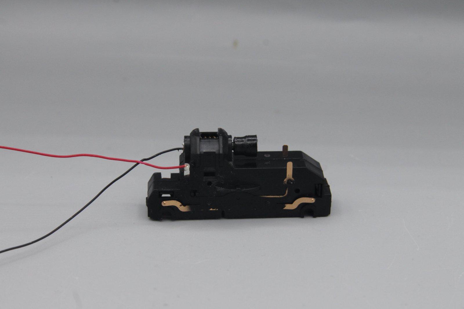 Ersatzteil Piko H0 118.5 Getriebe mit Zahnrädern und Kardanantrieb