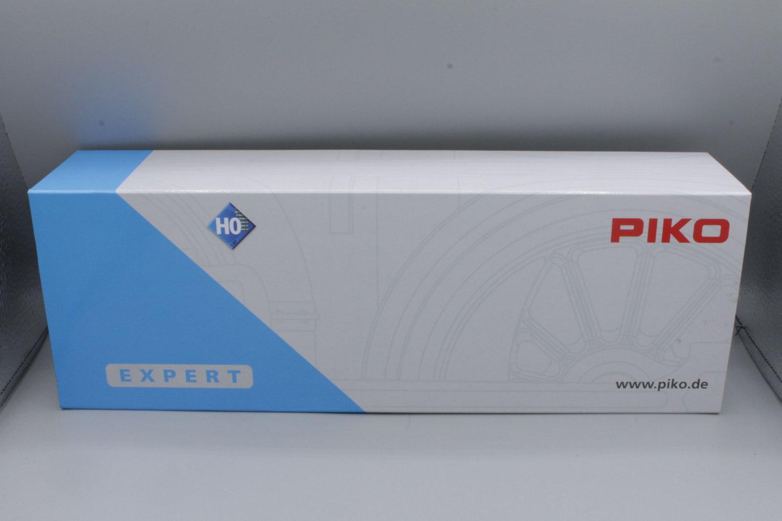 Ersatzteil Piko 118 Leerverpackung - Piko blau / grau