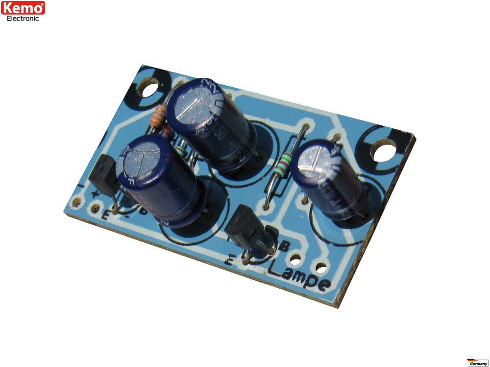 Kemo B185 Blinklicht Bausatz 6-12V DC max 100mA Blinker
