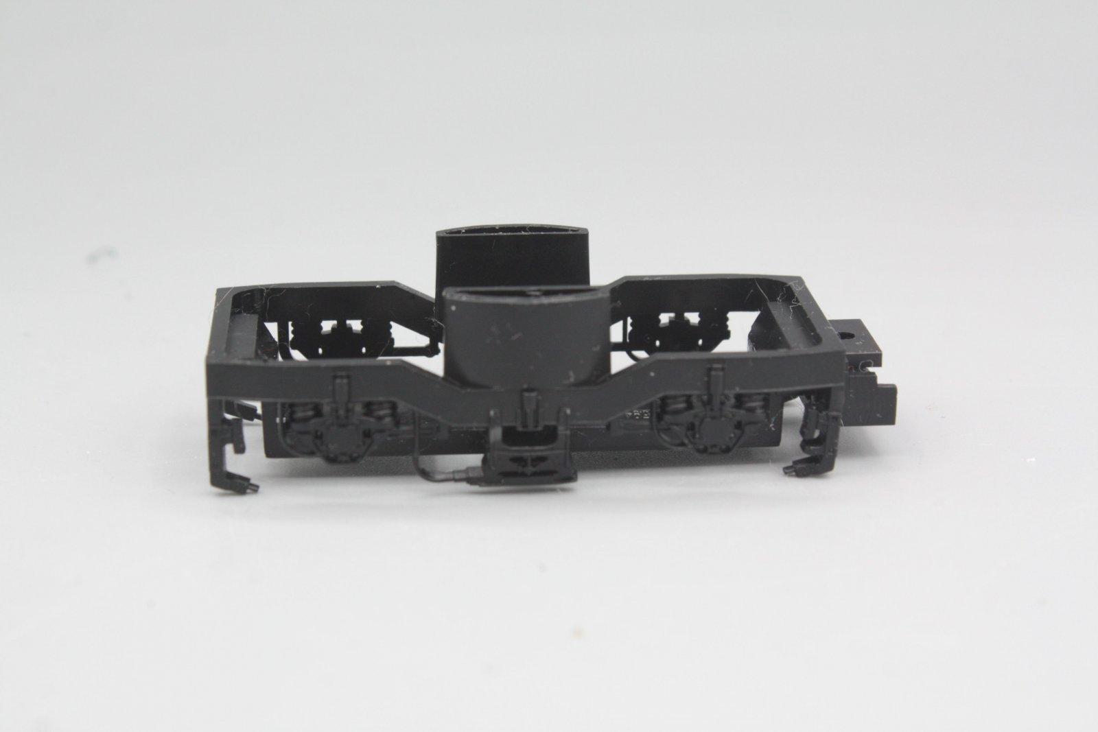 Ersatzteil Piko BR 101 Drehgestellblende schwarz ohne Kupplungsaufnahme