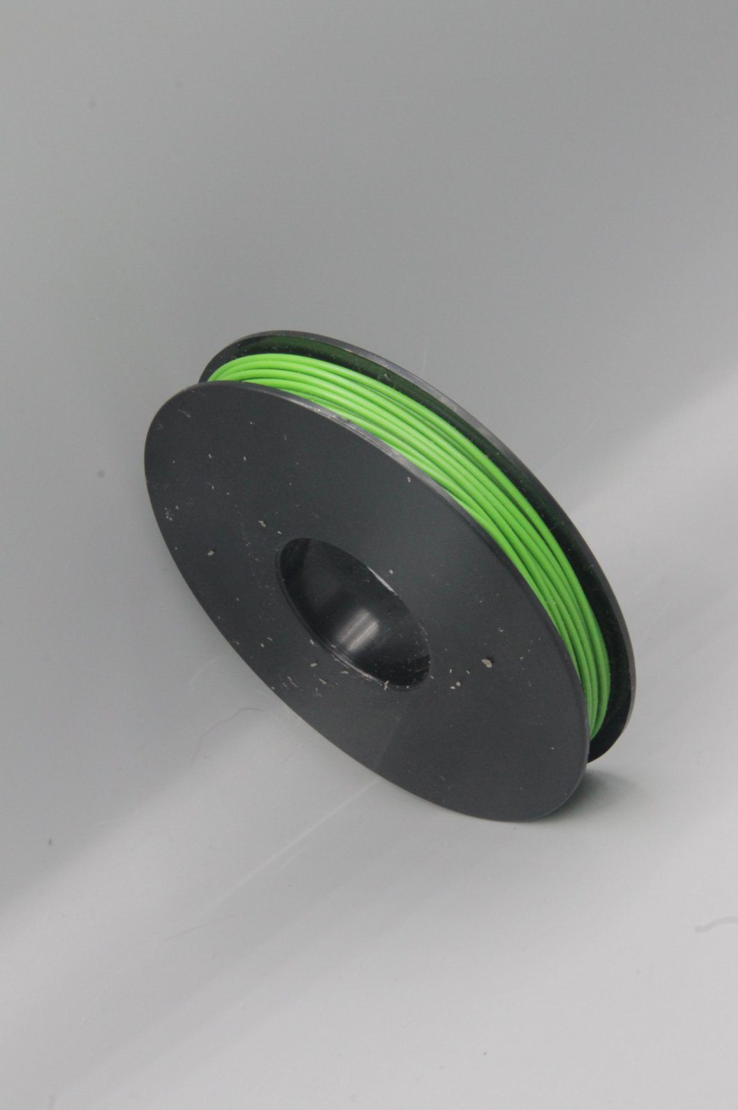 25 m Spule LIYV Kabel Litze flexibel  grün 0,25 mm² Kupferlitze Kabel