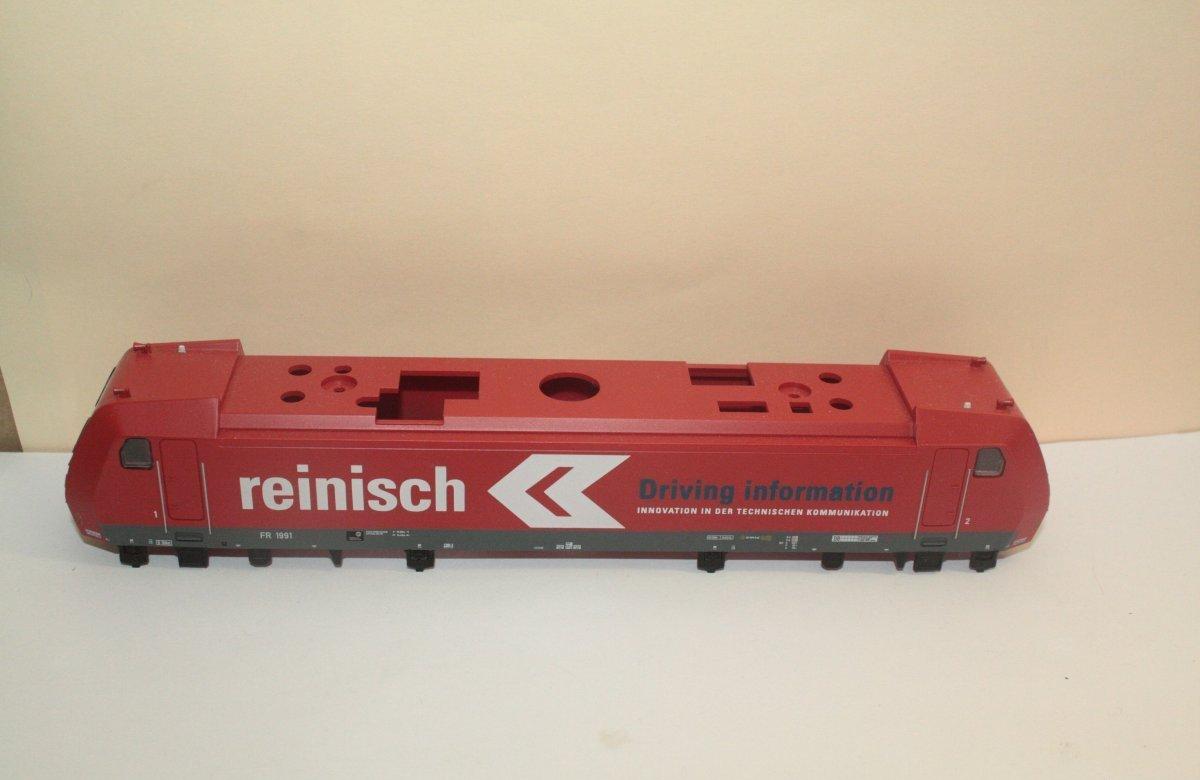 Ersatzteil Piko 185 Gehäuse FR 1991 - reinisch