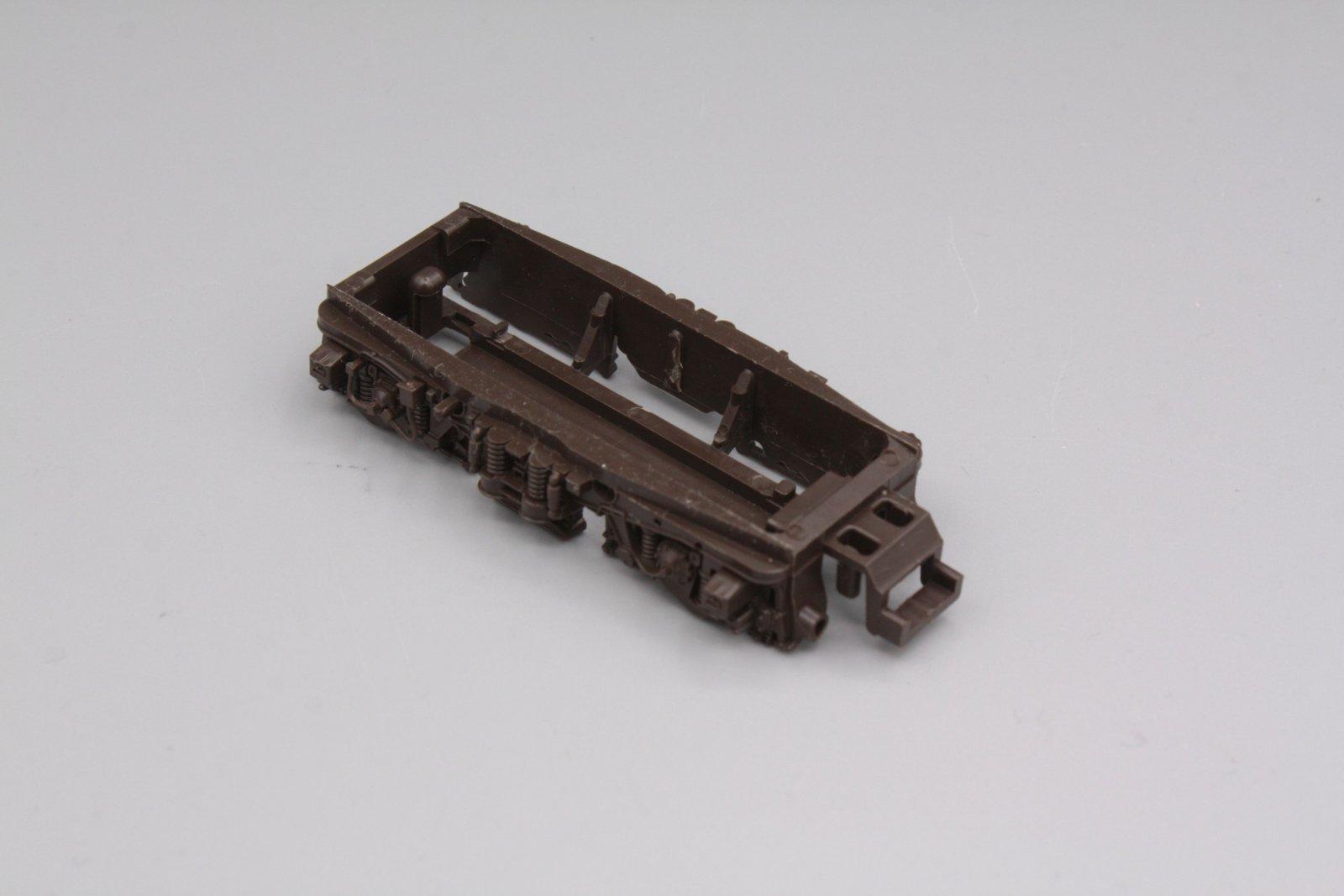Ersatzteil Roco 110 / 140 Drehgestellblende braun