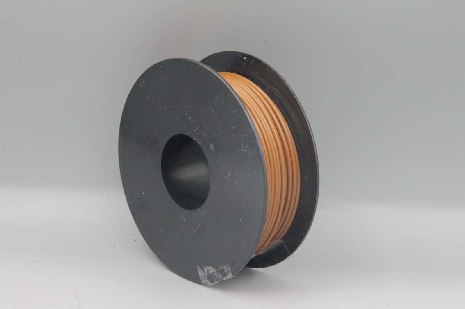 25 m LIYv Kabel Litze braun 0,5 mm² flexibel Kupferlitze Schaltlitze