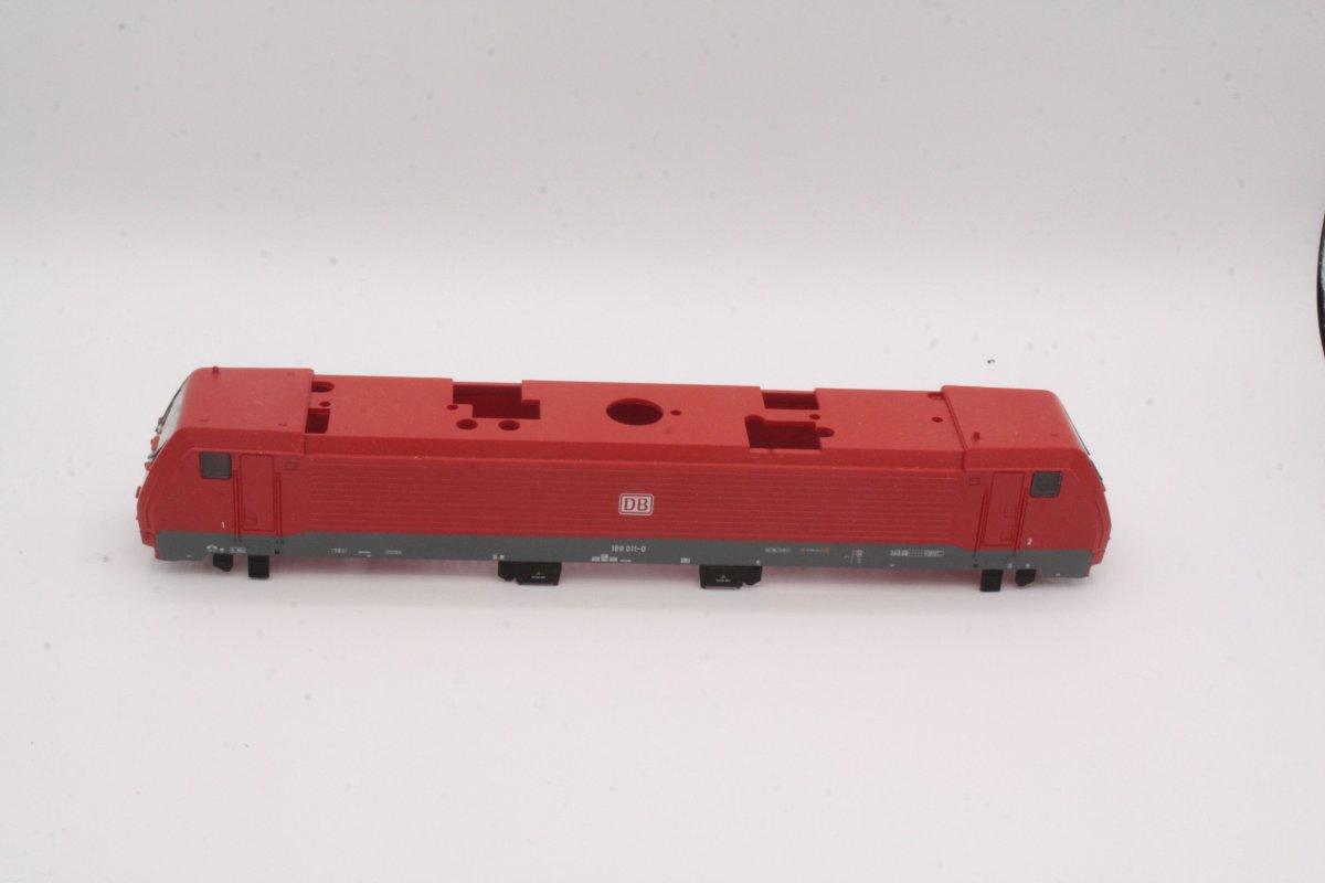 Ersatzteil Piko 189 008-6 Gehäuse DB AG verkehrsrot