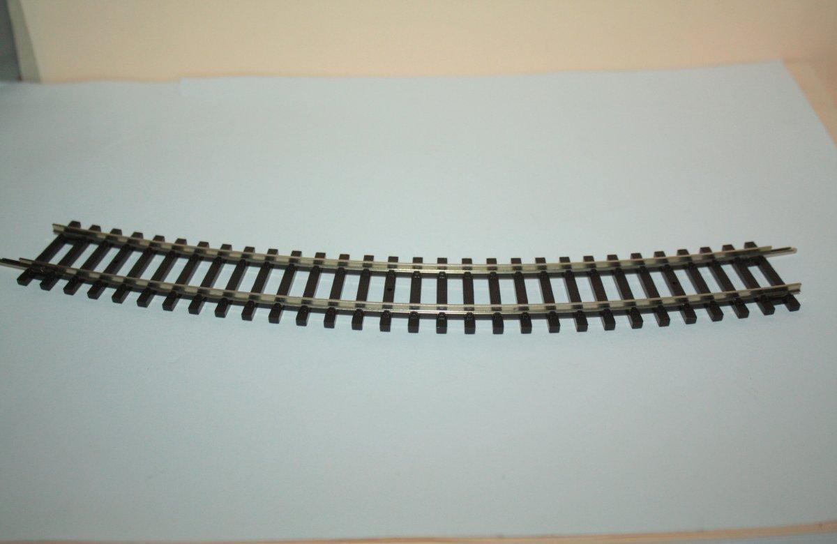 Piko 55212  A-Gleis - geb. R2 421,9 mm 30° - neuwertig - Zubehör - Gleise