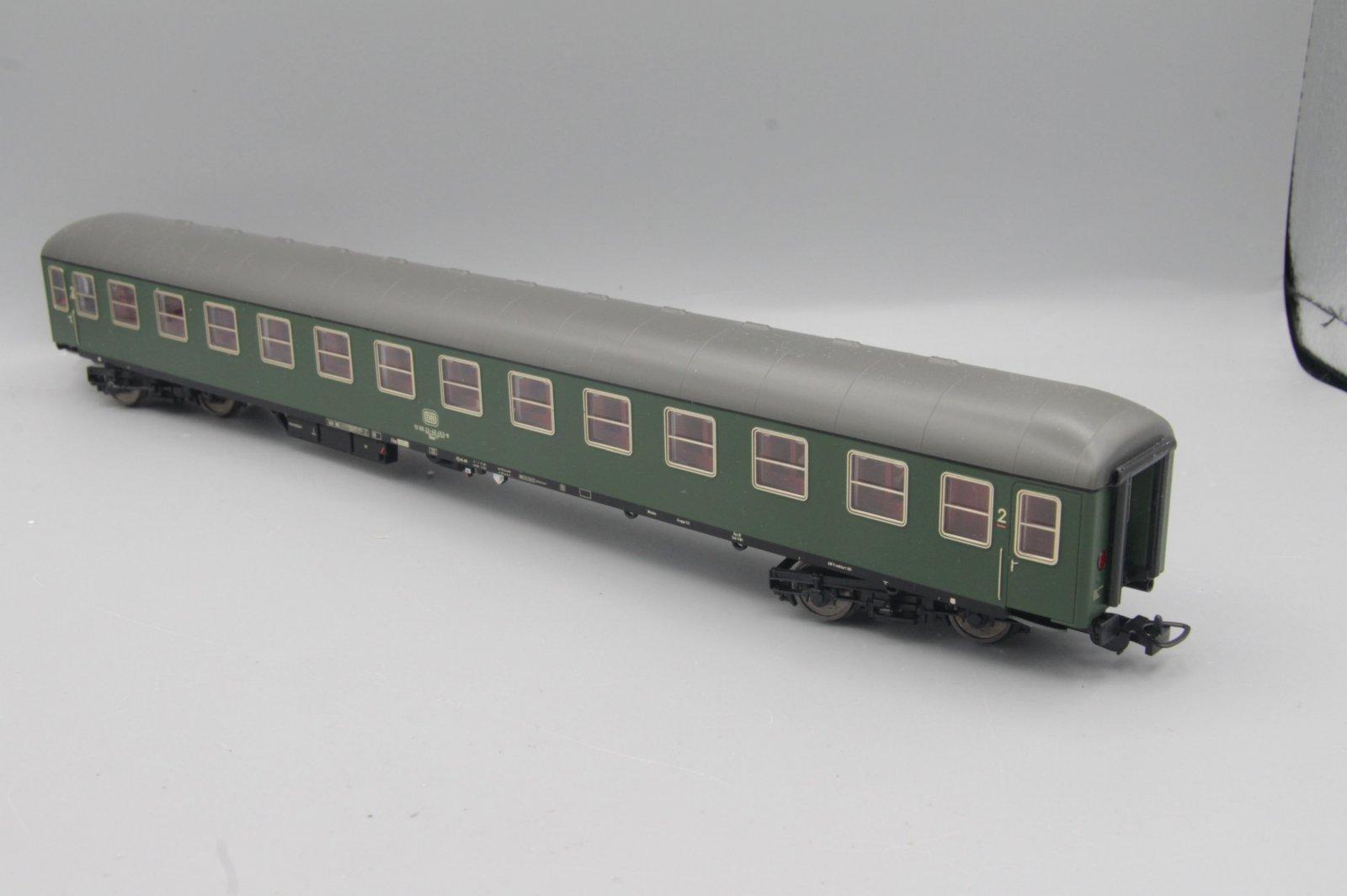Piko 59622 Schnellzugwagen Bm232 DB Neu - aus Startset - H0