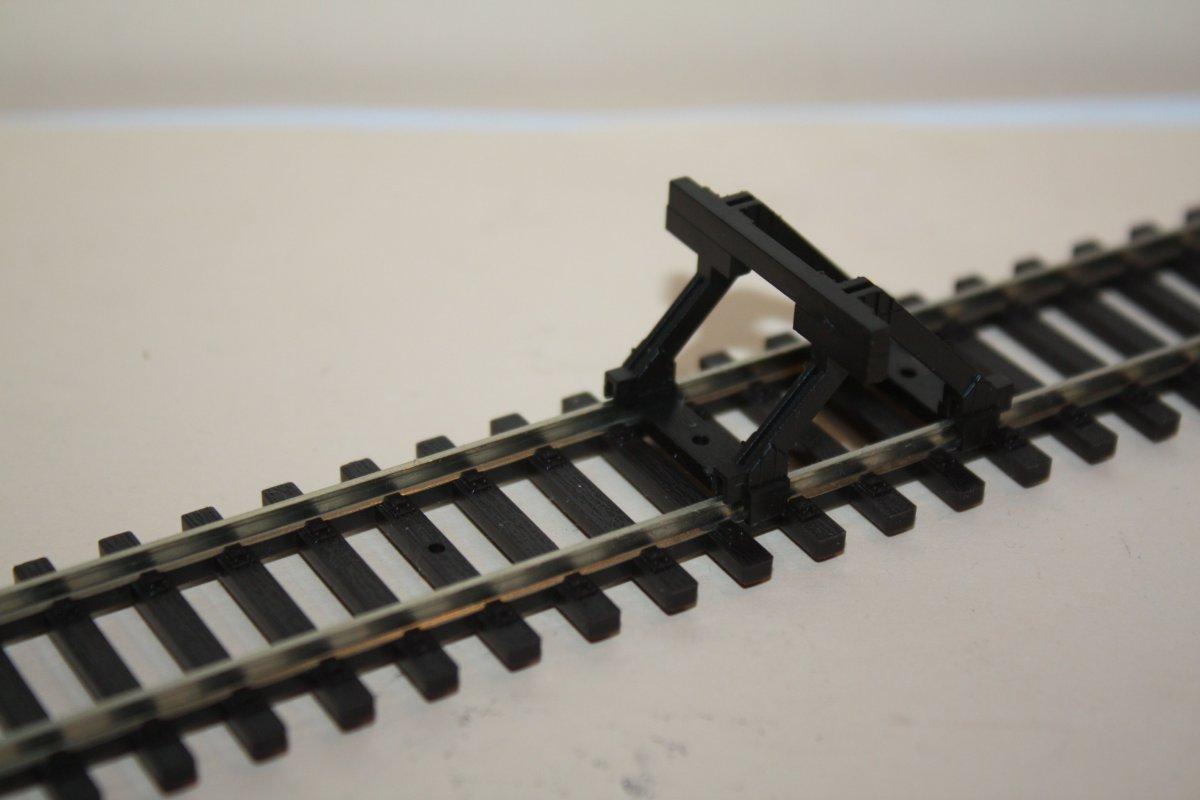 Piko 55280 Spur H0 Prellbock ohne Gleis,  A-Gleis neuwertig aus Startset