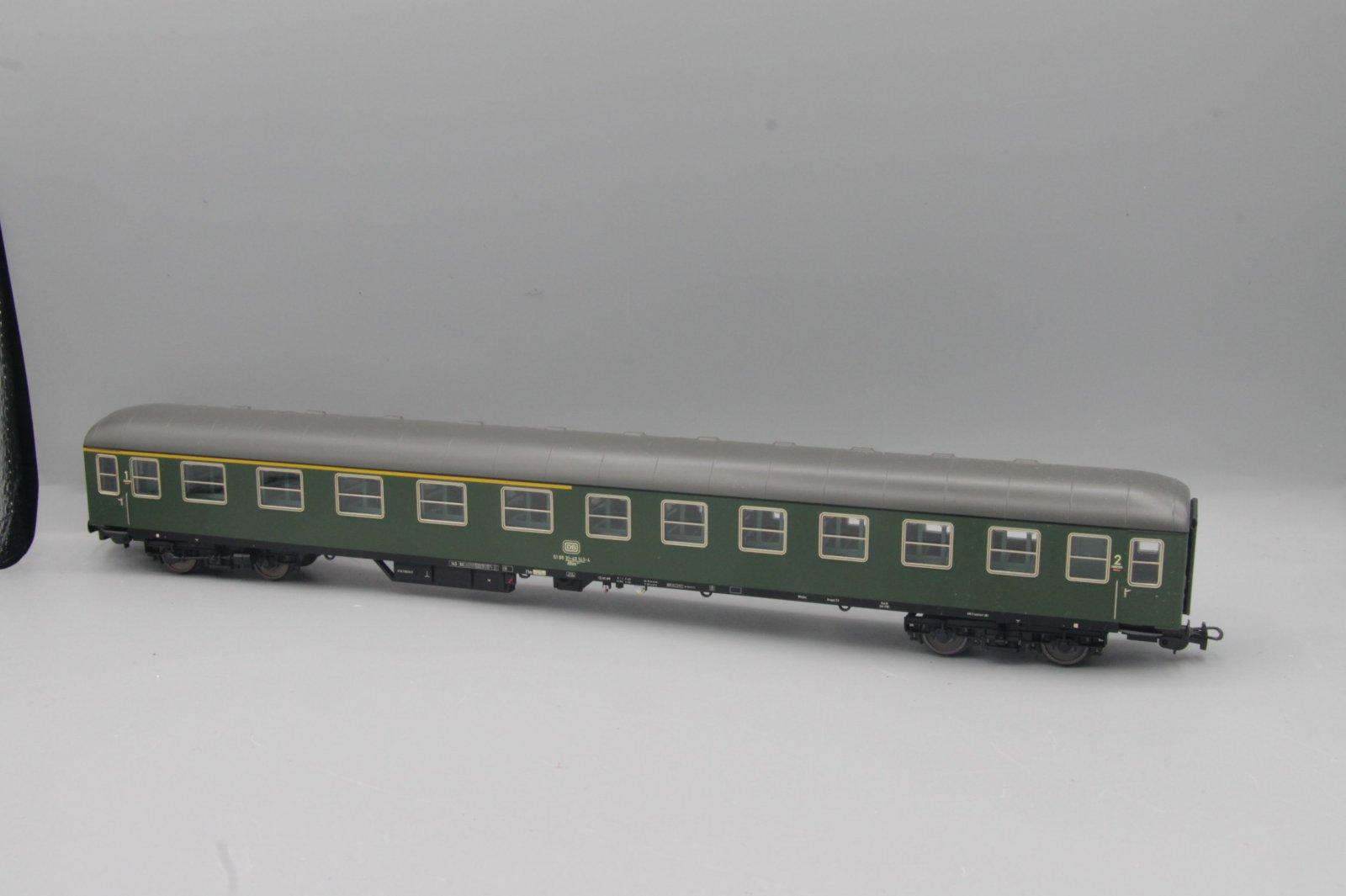Piko 59621 Schnellzugwagen ABm223 DB Neu - aus Startset - H0