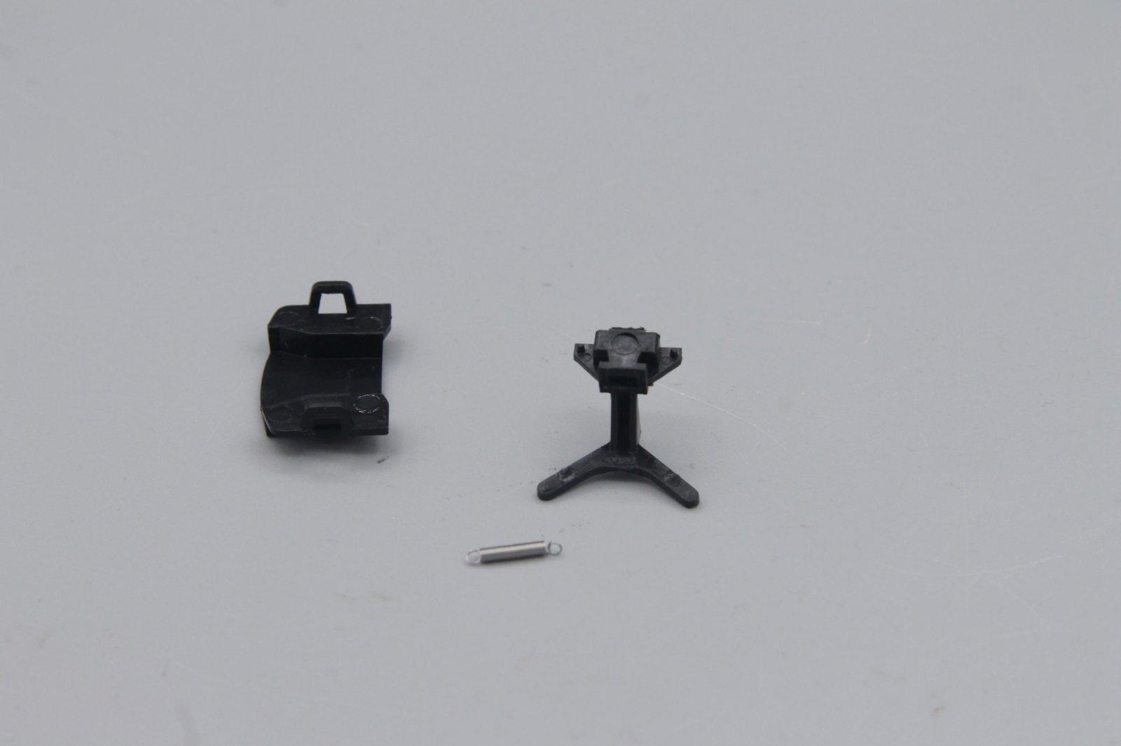 Ersatzteil Piko H0 118 / 228 Kupplungsteile - Kulissendeichsel mit Schacht+Feder