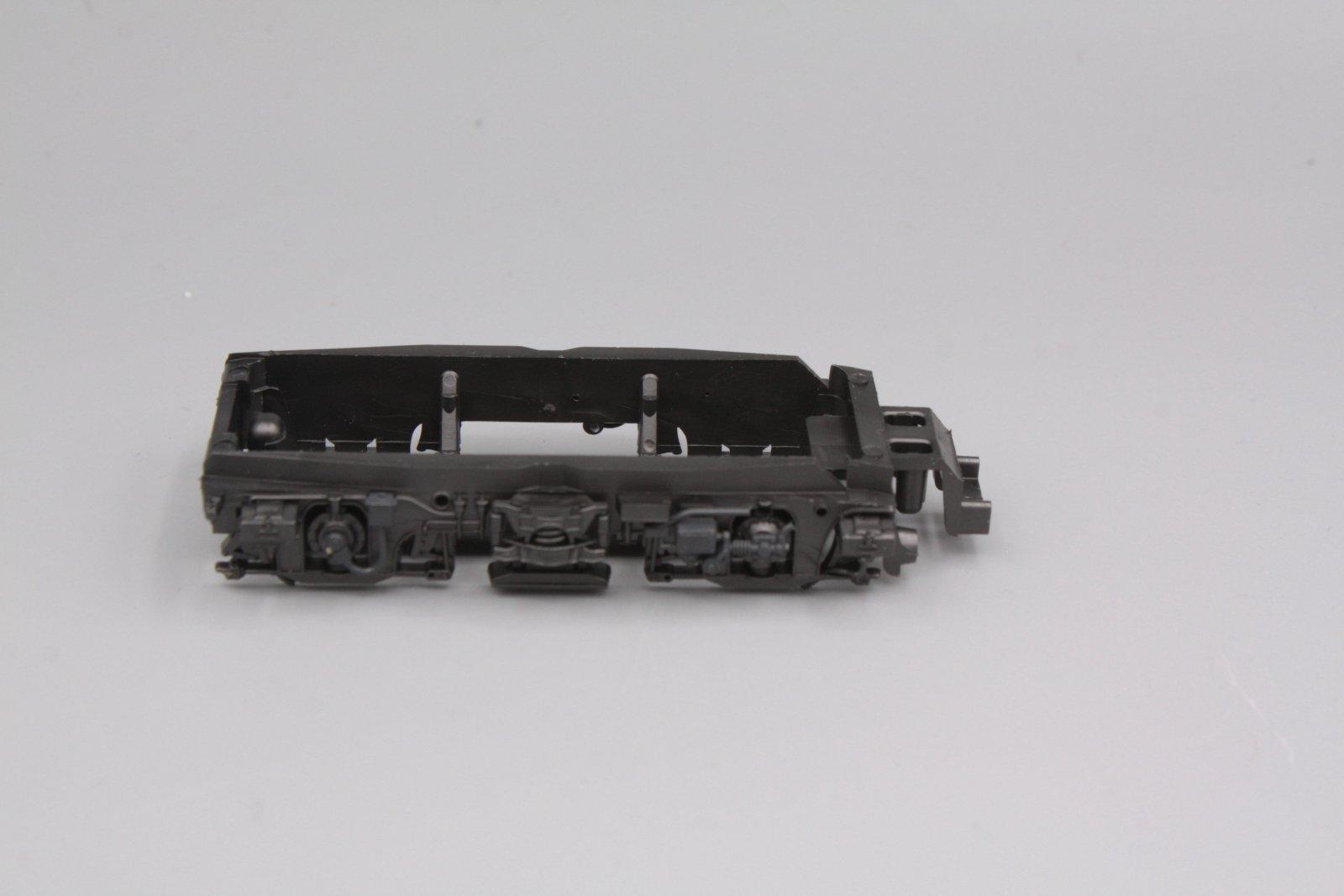 Ersatzteil Roco 110 / 140 Drehgestellblende anthrazit