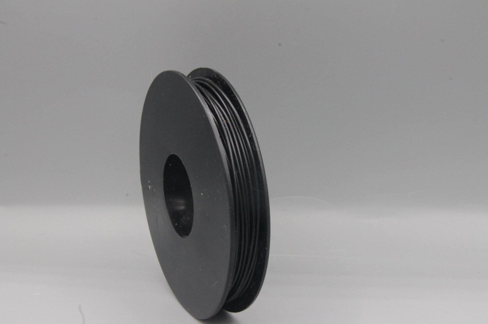 25 m Spule LIYV Kabel Litze flexibel schwarzt 0,25 mm² Kupferlitze Kabel