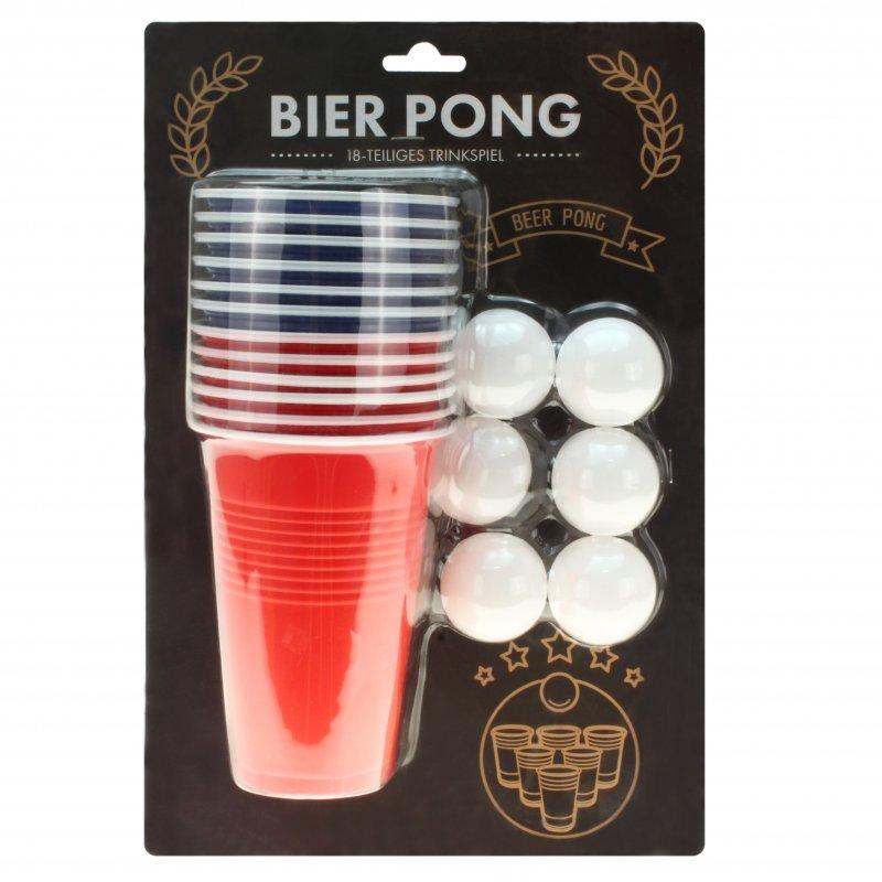 2 Teiliges Trinkspiel Set für Erwachsene Würfel-Spiel Drinking Ludo Beer Pong