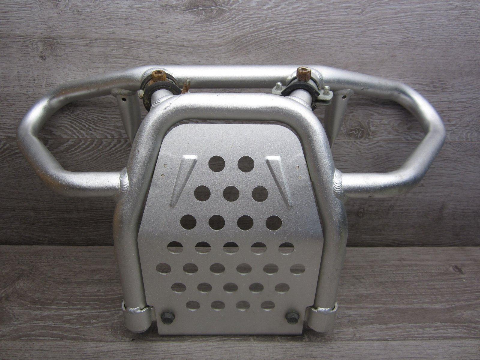 alu shock rod crash bar mit protection quad atv tgb target. Black Bedroom Furniture Sets. Home Design Ideas