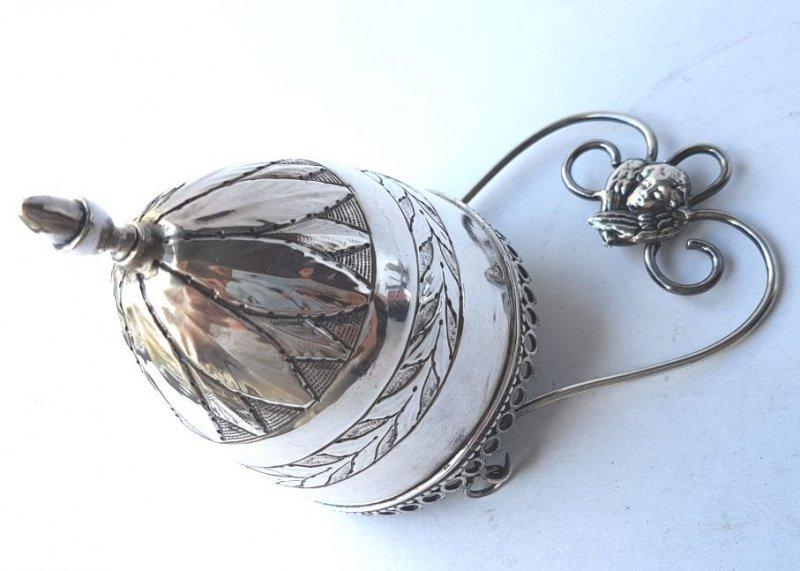 Silber Ewiges Licht Frankreich Um 1800 Al823 Zu Verkaufen Alte Lampade