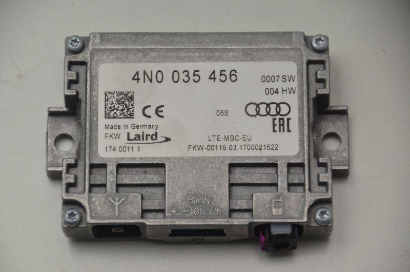 Audi  Handy Antennenverstärker Signalverstärker Mobilfunk4N0035456