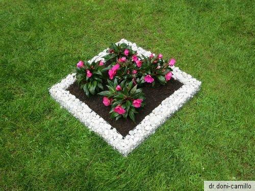 QUADRAT 38x38x10cm Pflanzenschale Grabschmuck Grabgestaltung  Körbe Blumentöpfe