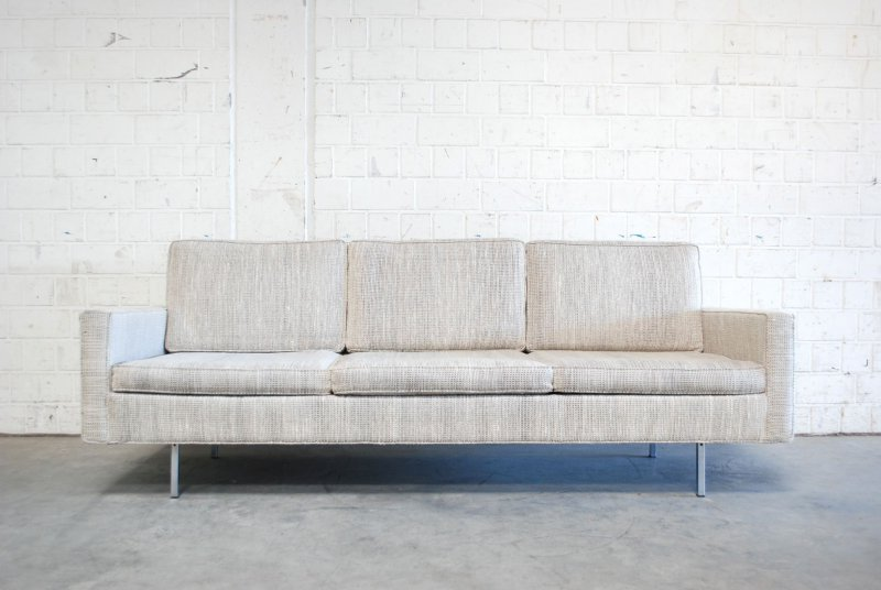 Details zu FLORENCE KNOLL INTERNATIONAL Sofa 60er Modell 25 BC