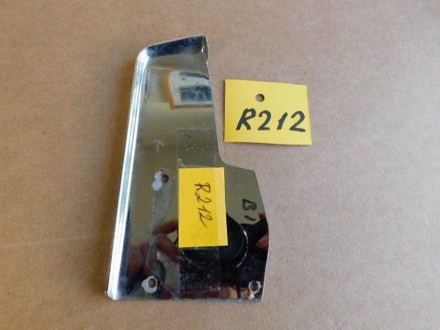 95 guter Zustand SL R129 Blende Chrom Tür rechts 1297280221 bis Bj