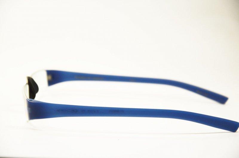 lesebrille porsche design p8801 n blau lesehilfe brille 1. Black Bedroom Furniture Sets. Home Design Ideas