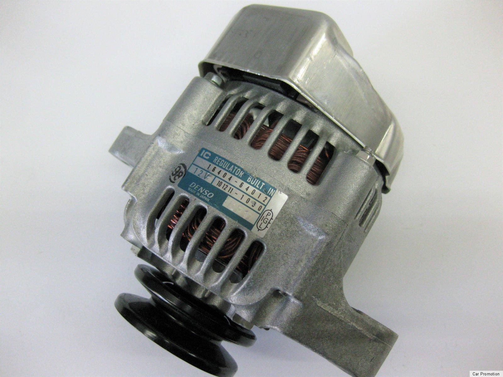 16241-64012 1624164012 100211-1670 Lichtmaschine Kubota Denso 12V vgl.Nr