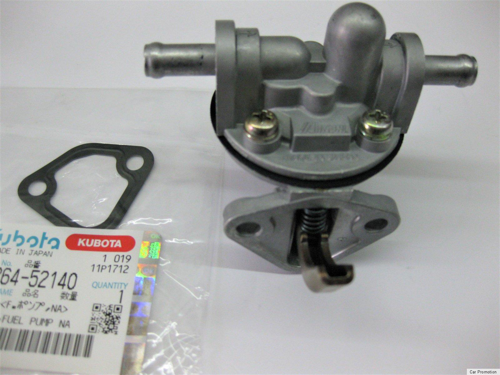 Kraftstoffpumpe Dieselpumpe fr Kubota D750 V2003 V2403 mechanisch ...