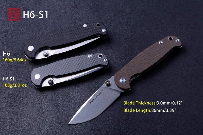 messer real steel h6 s1 14c28n sandvic stahl 60 hrc survival jagdmesser ebay