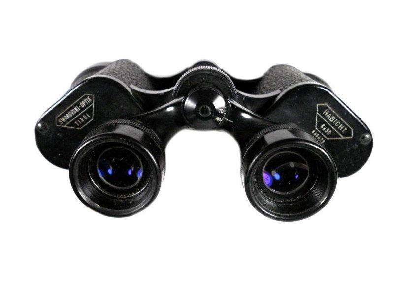 Swarovski optik tirol fernglas habicht 8x30 mit tasche ebay