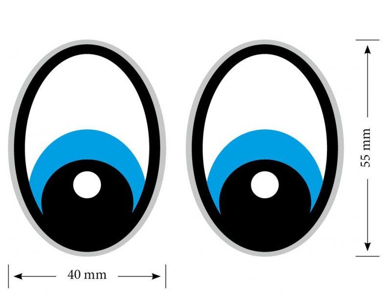 Augen für Saugroboter Staubsauer