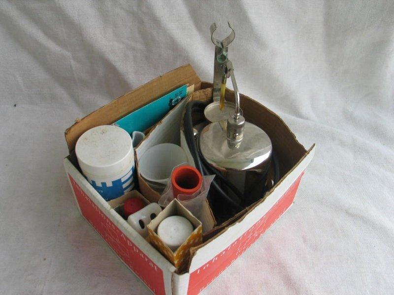 alter Inhalations-Apparat Bronchitis Kessel Fe We Inhalationsgerät ...