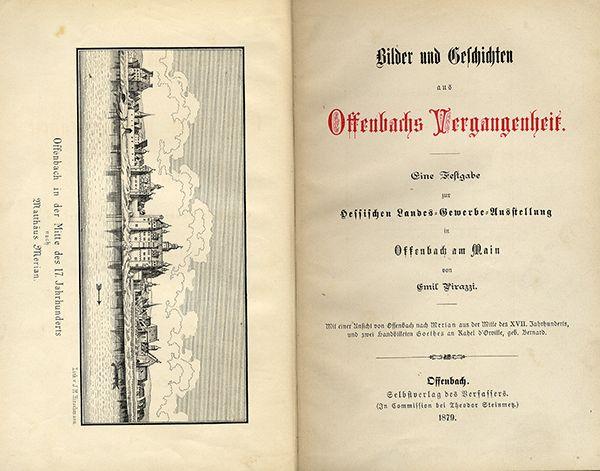 Hessen offenbach main mittelalter neuzeit stadt geschichte for Maschinenbau offenbach