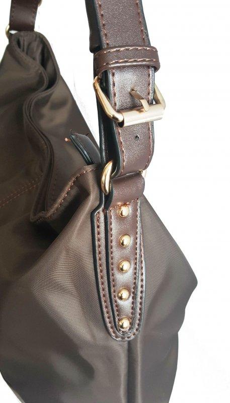 Damen Handtaschen Schultertasche  Umhängetasche Modern Shopper Tasche L3123