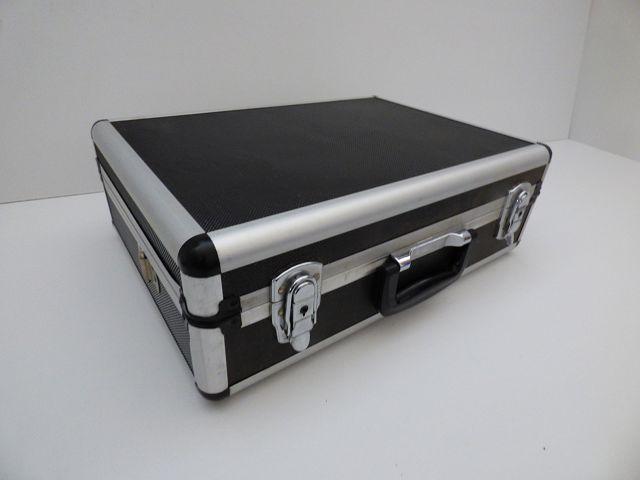 alter werkzeugkoffer alukoffer ger tekoffer koffer ebay. Black Bedroom Furniture Sets. Home Design Ideas