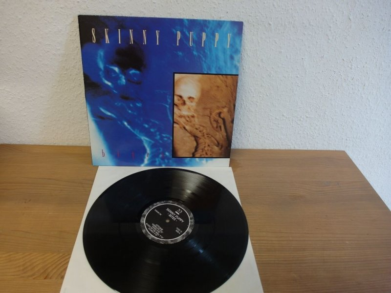 Skinny Puppy Bites Scarface Records Face 15 Belgium Ebay